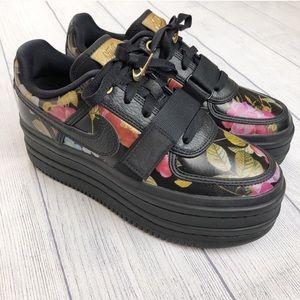 Rare Nike Vandal 2K LS floral platform sneakers